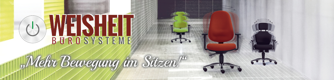 Bürostuhl-Thüringen - zum Bewegten sitzen